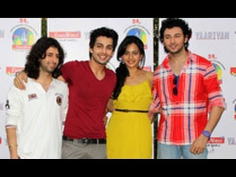 at Essel World | Rakul Preet Singh, Himansh Kohli, Dev Sharma, Shreyas