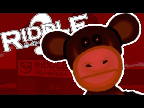 POSSESSED BY AN EVIL MONKEY DOLL!?!? | Riddle School 3 | Fan Choice Friday
