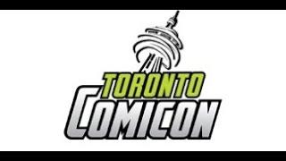 Toronto Comic Con 2016