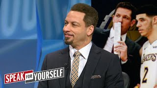 Video Chris Broussard on LeBron to Lakers rumors, Golden State's injury woes | SPEAK FOR YOURSELF MP3, 3GP, MP4, WEBM, AVI, FLV Maret 2018