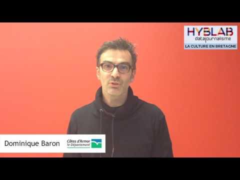 HybLab Datajournalisme Saint-Brieuc 2016 - Projet Conseil Départemental des Côtes-d'Armor