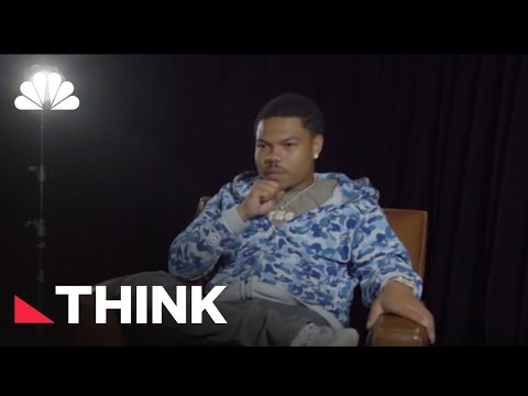 Hip Hop Artist Taylor Bennett On Coming Out As Bisexual In The Chicago Rap Scene | Think | Nbc News