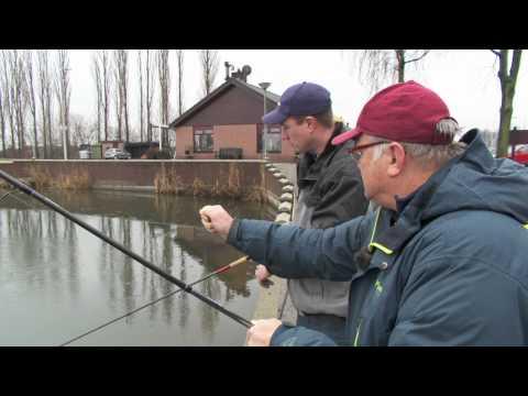 Vraag Het Aan Ed - vissen op een forelvisvijver!