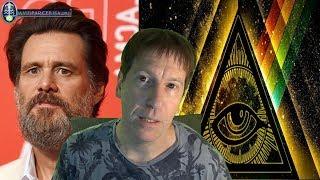 http://www.davidparcerisa.orgLa vida del cómico Jim Carrey parece haberse visto en los últimos años sacudida por desgraciados episodios. Todo a raiz de unas extrañas declaraciones en un Show de TV... En el que parecía estar exponiendo a la élite Iluminati...