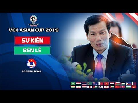 Bộ trưởng Nguyễn Ngọc Thiện ngợi khen tinh thần thi đấu của ĐT Việt Nam