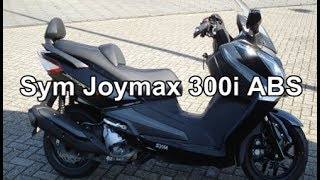 4. SYM Joymax 300i ABS / GTS 300i ABS walk around and ride