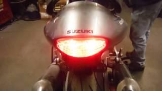 5. 2006 Suzuki Hayabusa Gen 1 GSX1300R PART OUT!