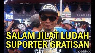 Video Hina Bonek Suporter Gratisan, Begini Kelakuan Arema MP3, 3GP, MP4, WEBM, AVI, FLV April 2018