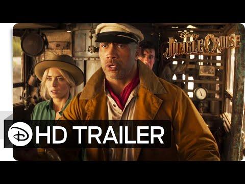JUNGLE CRUISE – Offizieller Trailer (deutsch/german)   Disney HD