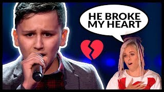 "Video Top 10 ""MOST EMOTIONAL"" TEAR in MY Eyes Auditions On VOICE 2018 MP3, 3GP, MP4, WEBM, AVI, FLV Januari 2019"