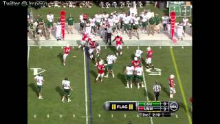 Pete Thomas vs New Mexico (2011)