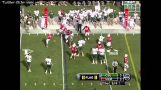 Pete Thomas vs New Mexico (2011)