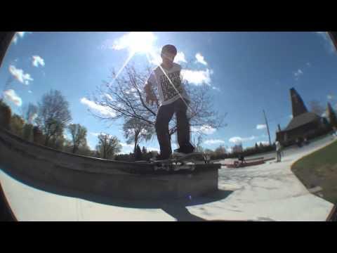 Kiwanis Skatepark Montage - London Ontario