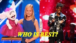 Video Who is BEST Winner Got Talent 2017 ? Tokio Myers or Darci Lynne ? MP3, 3GP, MP4, WEBM, AVI, FLV September 2018