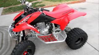 3. '05 Honda TRX400EX