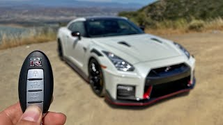 The 2020 Nissan GT-R Nismo is a 600HP Race Car You Can Drive Every Day by MilesPerHr