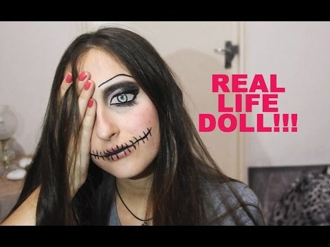 REAL Life DOLL Transformation (Must See)