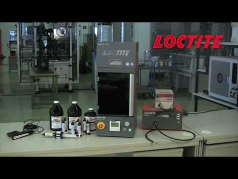 Loctite Light Cure Video