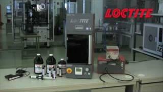 Loctite Light Cure Video