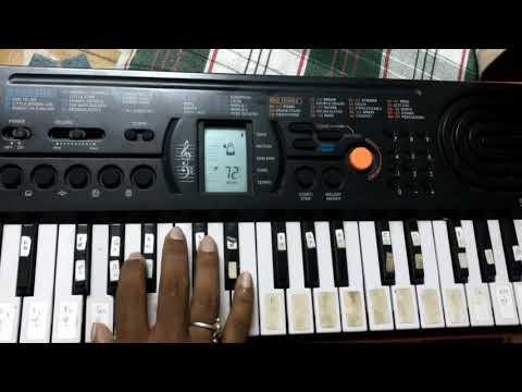 Popat pisatla ......piano tune
