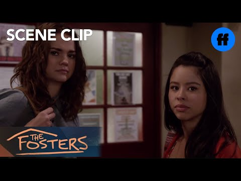 The Fosters 1.16 Clip 'Cast Party Date'