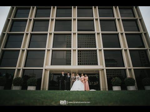 Highlight of Hilson + Amel | Jakarta Wedding