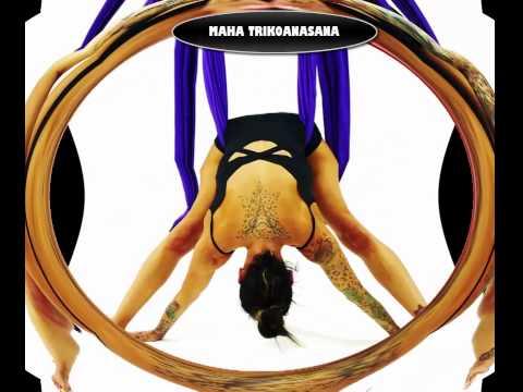 Posturas Yoga Aéreo – Parte II