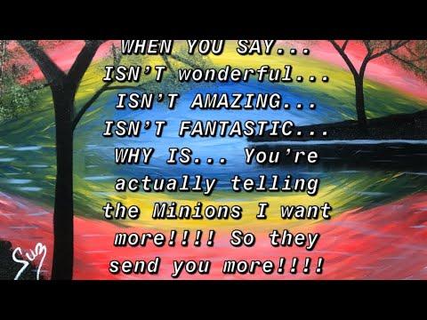 Isn't it wonderful