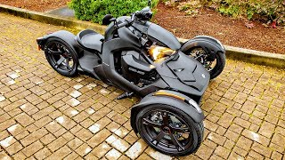 2. Can-Am Ryker 600 Ride!! • The One Moto Show! | TheSmoaks Vlog_1160