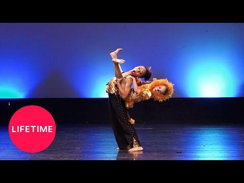 "Dance Moms: Duet Dance - ""Circus Circus"" (Season 2) | Lifetime"