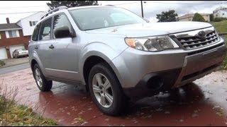 Review: 2012 Subaru Forester