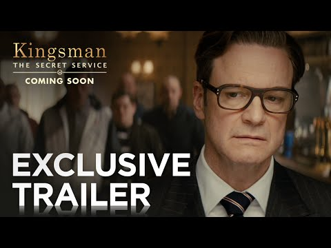 Kingsman: The Secret Service | Official Trailer #2 HD | 2014