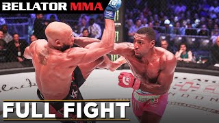 Video Bellator MMA: Phil Davis vs. Linton Vassell - FULL FIGHT MP3, 3GP, MP4, WEBM, AVI, FLV Desember 2018