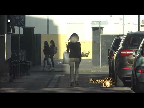 Paparazzo lov: Kija posetila Slobu u njegovoj zgradi
