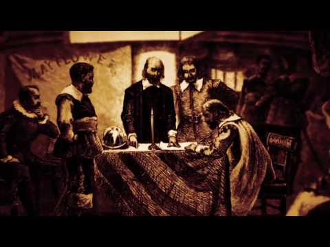 mayflower - The Mayflower Compact - Drive Thru History This clip on The Mayflower Compact and the founding of America is from Episode 2 called