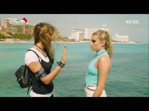 Soy Luna 2 - Ambar und Emilia müssen die Skates wieder aus dem Wasser holen (Folge 79)