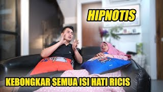 Video RICIS DIHIPNOTIS TIBA-TIBA DAN NGAKU SOAL PERASAANNYA KE.... MP3, 3GP, MP4, WEBM, AVI, FLV Juli 2019