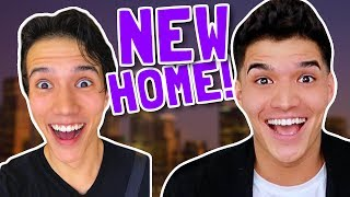 WE FOUND A NEW HOME (finally)