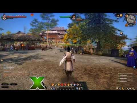 Age of Wulin Gameplay Video | Let's Test | German – Xmmo