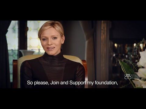 Presentation Video - Princess Charlene of Monaco Foundation
