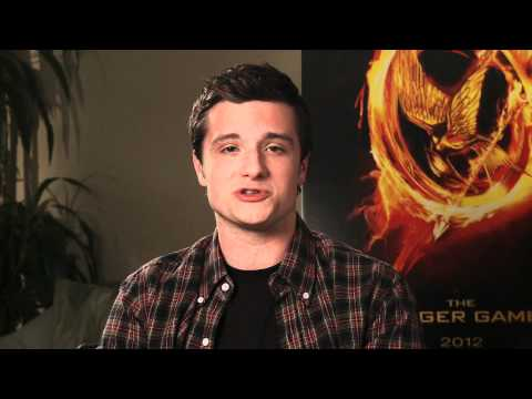 TheHungerGamesMovie - Josh Hutcherson thanks the fans for their support of The Hunger Games.