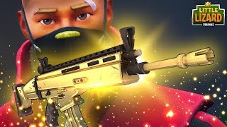 NEVER STEAL DRIFTS GOLDEN SCAR!! * SEASON 5 *Fortnite Short Film