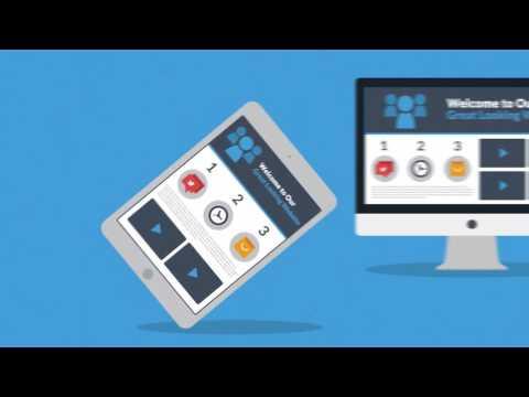 Responsive Website Design - EMethod Calgary, Canada