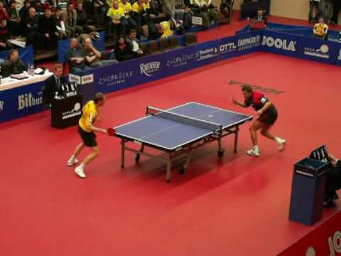 TT-Action.de: Thomas Pavelka vs Jakub Kosowski