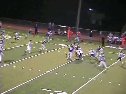 Jerry Rice Jr. High School Highlights video.