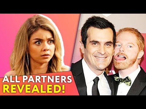 Modern Family: The Real Life Partners Revealed  | ⭐OSSA