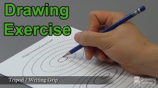 Video A Drawing Exercise Every Beginner Artists Should Do (Draw Better Circles & Ellipses) MP3, 3GP, MP4, WEBM, AVI, FLV Juni 2018