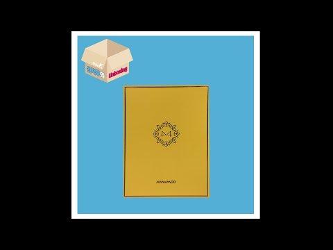 1theK Unboxing(원덕후의 언박싱): MAMAMOO(마마무) _ 6th Mini Album 'Yellow Flower' (видео)