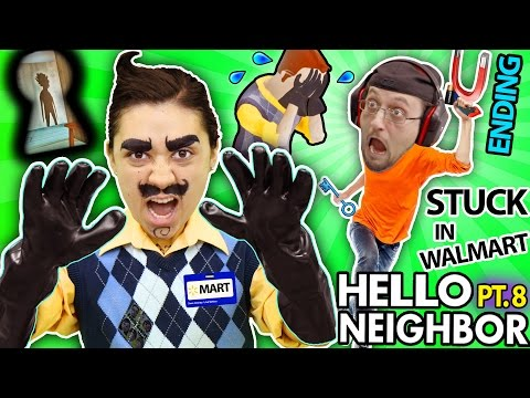 Video HELLO NEIGHBOR IN REAL LIFE! Cry Baby in ALPHA 3 Basement + His Name Revealed?  (FGTEEV Part 8 IRL) download in MP3, 3GP, MP4, WEBM, AVI, FLV January 2017