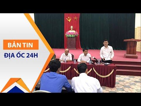 Mỹ Đức: Thanh tra toàn diện khu đất Miếu Môn | VTC1 - Thời lượng: 56 giây.